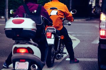 引越し後のバイクの登録変更手続きについて